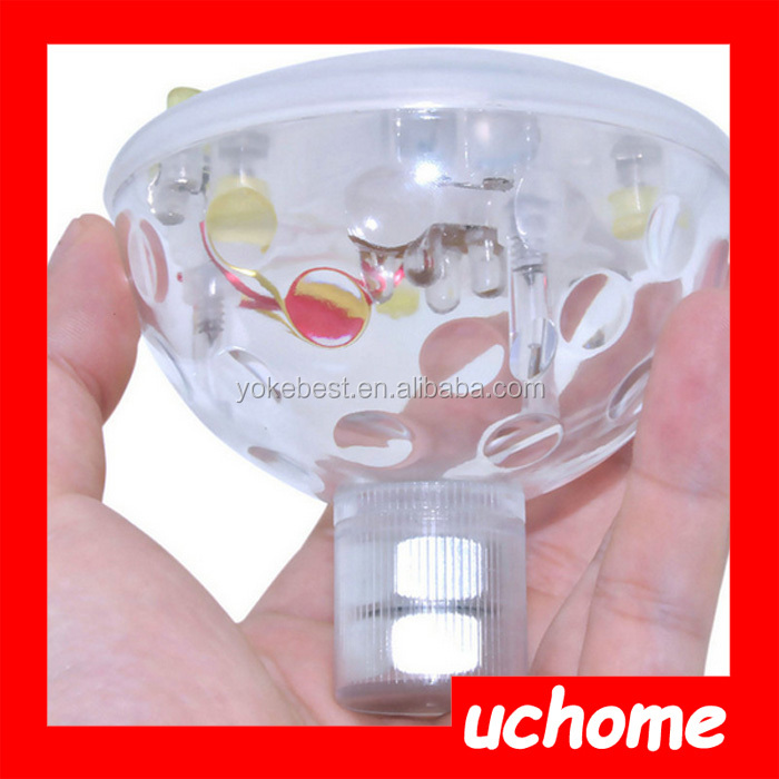 UCHOME Manufacturers sellingFloating Light balloons ,Cone lamp ,Bath lamp