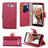 Luxury super thin pocket fit fashion wallet case flip card holders cell phone cover PU Leather case for Sky 5.0W