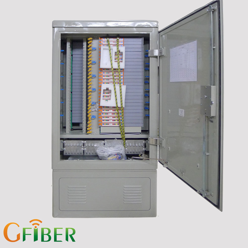 Telecom waterproof optical outdoor network/server cabinet