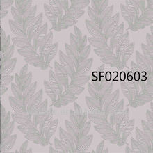2014 new design wallpaper/flower wall covering/soundproof/3d wall papers/interior living room decorative