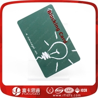 Credit Card Protector Waterproof Plastic Blocking Card