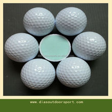 Supply cheap price two-piece custom tournament golf ball