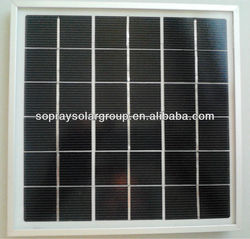 2014 newest products mini solar panel solar project