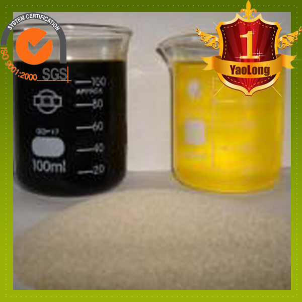 Activated Bentonite clay for lubricating oil