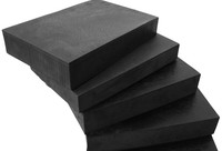 Pvc rigid foam sheet black
