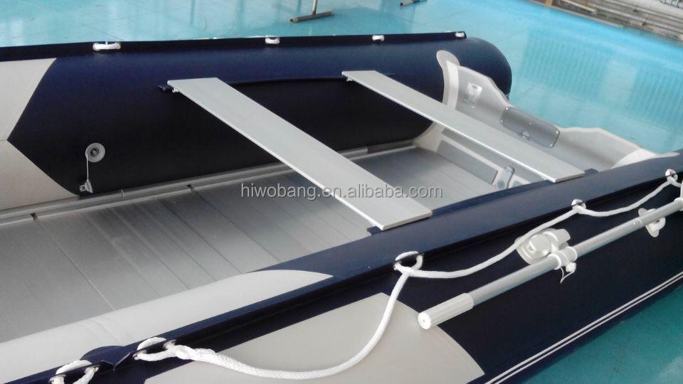 н-профиль для надувной лодки