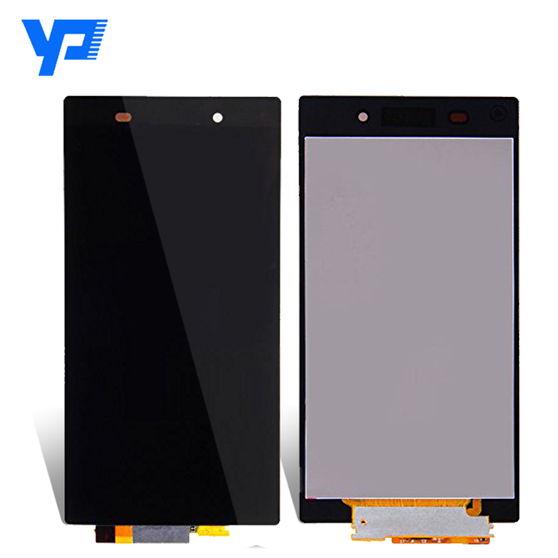 High quality spare parts for sony xperia z1, lcd touch screen digitizer for sony xperia z1 l39h c6902