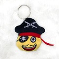 Decor Plush Pirate Collection Personalized Car Hanging Ornament For Display
