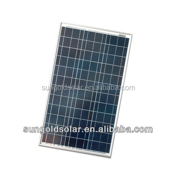 portable 250w solar panel watt for RV use