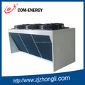 Refrigeration Equipment, Air Condenser With Vertical Or Horizontal Air Blew