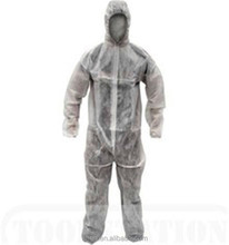 Safety Industry Microporous Coverall with Hood and Boots