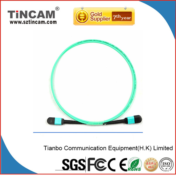 High Quality China Supplier Online Shopping MPO/MTP fiber optic patch cord FTTH MTP JUMPER MPO TO MPO fiber optic patch cable