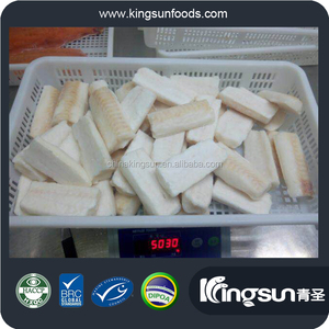 China seafood exporter frozen pacific cod fish loin price
