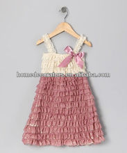 2014 adorable original Petti Lace Dresses