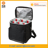 Wholesale Custom insulated collapsible wine bottle cool carry cooler bag