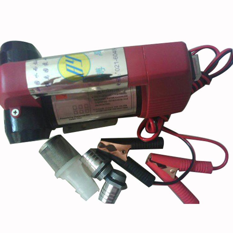 Professional Production Diesel 12V Oil Pump