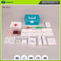 KLIDI New Product Custom Designed Emergency Mini First Aid Rescue Kit For Promotion