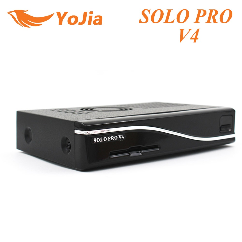 Solo pro V4 HD digital satellite receiver tv box BCM7362 High speed 751MHZ MIPS Processor Sat box solo pro v3