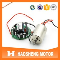 Hot sale high quality 12v brushless motor