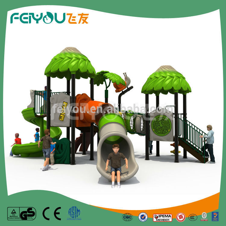 Jungle Series LLDPE New Technology Product In China Outdoor Playground Playing Items For Kids