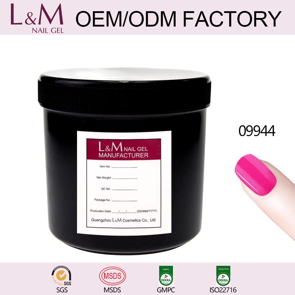 L&amp;M OEM Manufacturer Wholesale uv <strong>Gel</strong> Product for Nail Art