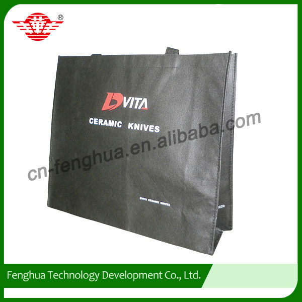 Best quality environment friendly recycled bottle wine bag