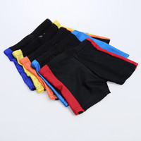 Hot Wholesale Baby Splice Swim Short Cool Summer Klein Boys Swiming Trunks Kids Clothing 5 Colors Free Shipping PT81217-1