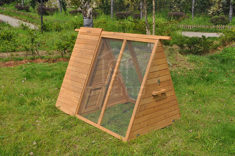 Outdoor hot selling large size easy clean chicken coop
