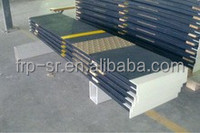 FACTORY SUPPLY FRP GRP Fiberglass Plank Deck Flooring panel
