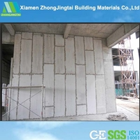high quality prefabricated steel sandwich panel home