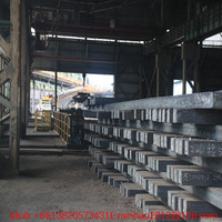 steel ss41 material manufacture Q235/ 3SP square 5sp / ps steel billets and steel raw materials size