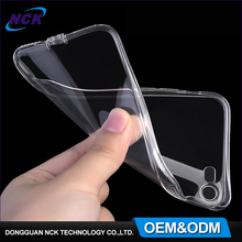 Free sample ultra thin 0.6mm clear tpu case for iphone 5 6, custom tpu case for iphone 7