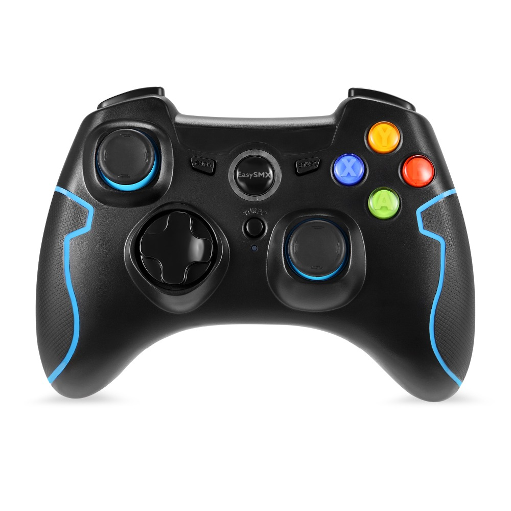 2.4Ghz USB connect Optical Wireless gamepad Gaming <strong>Controller</strong> for Professional Gamers