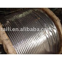 Lubricated Steel Wire Rope Asphalt lubrication