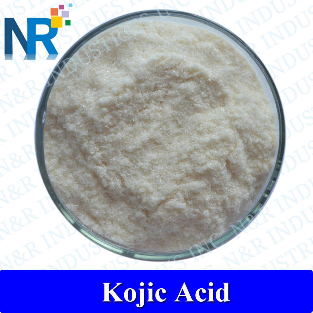 Cosmetic raw material Kojic acid powder