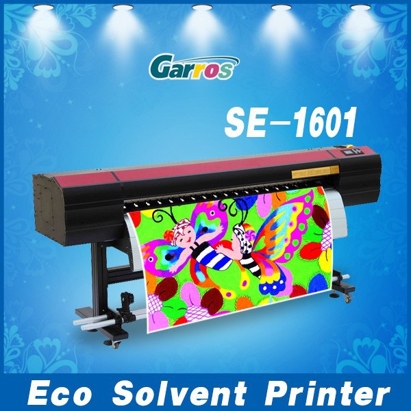 Eco Solvent Printer Cutter, Plotter Printer And Cut Separate