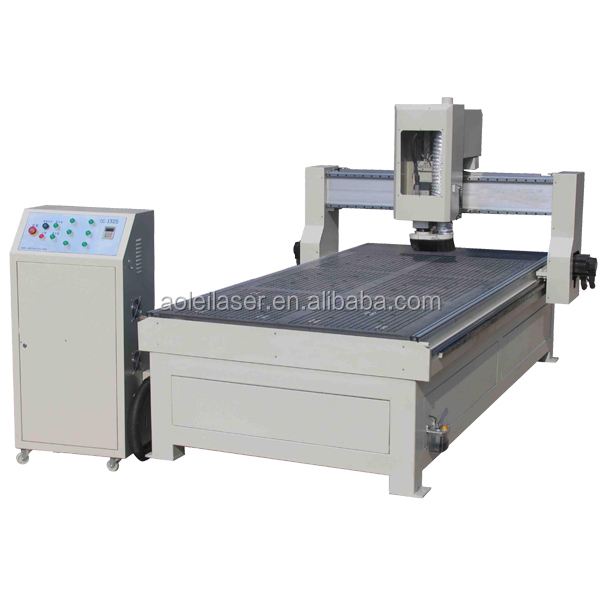 Vacuum Table 3D Wood cnc router 3d carving wood cnc machine Air Cooling Spindle