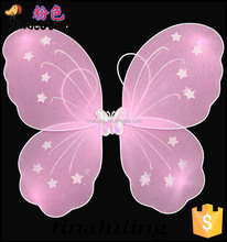Wholesale Butterfly Pattern Angel Fairy Wings For Decorations Party Supplier