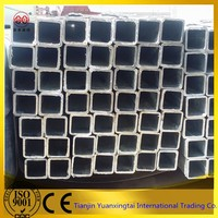 Iron G I/ pre galvanized hollow section square iron / steel pipe / tube