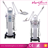 High-frequency 8in1 galvanic facial spa equipment multifunction beauty machine