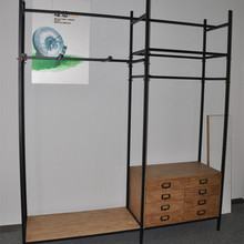 Shelves for clothing stores/Clothes Display Shelf For Shop Clothing Store