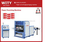 Cup Paper High Speed Punching Machine (die cutting)