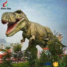Animatronic Life-size T-rex Dinosaur for Indoor Exhibit
