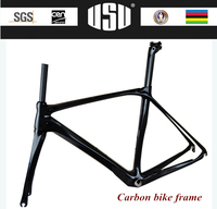 Hot sale carbon fat bike frame with free shipping