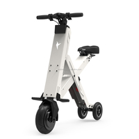 smart drifting folding electric three wheel scooter