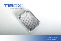 TIBOX plastic antenna enclosure for electrical industry
