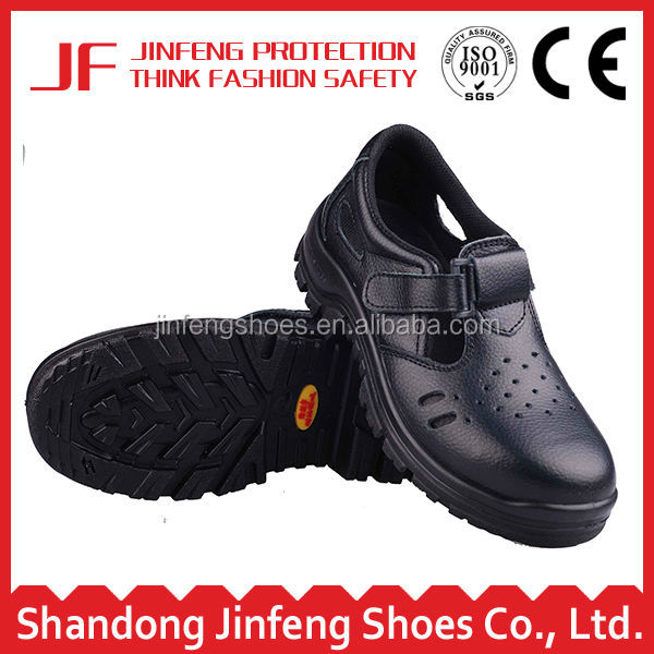 liberty ce black leather cheap industrial safety shoes construction safety work shoes steel toe safety footwear steel cap shoes