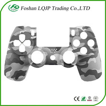 original new OEM for PS4 White Camouflage Replacement faceplate Case Shell for PlayStation 4 for ps4 Controller faceplate
