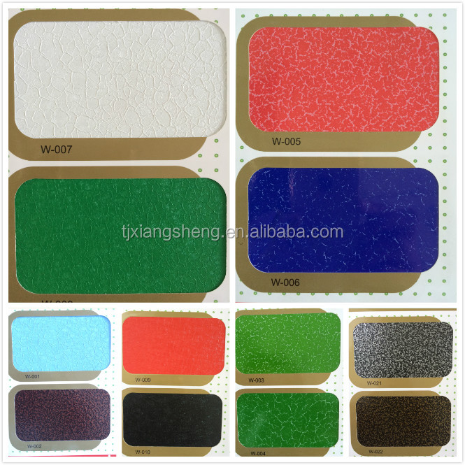 Ral color recyclable epoxy powder coating/electrostatic spray powder paint