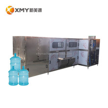 Mini automatic 5 gallon water washing filling and capping machine